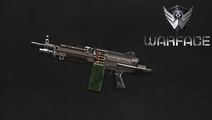 Макрос на M249 Para для Warface