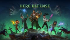 Hero Defense — Haunted Island