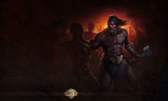 Битва с боссом Шестого Акта в Path of Exile