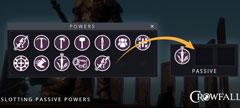 Создатели Crowfall рассказали о системе пассивных умений