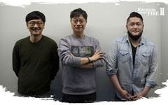 Создатели Kingdom Under Fire 2 приехали в гости к Innova