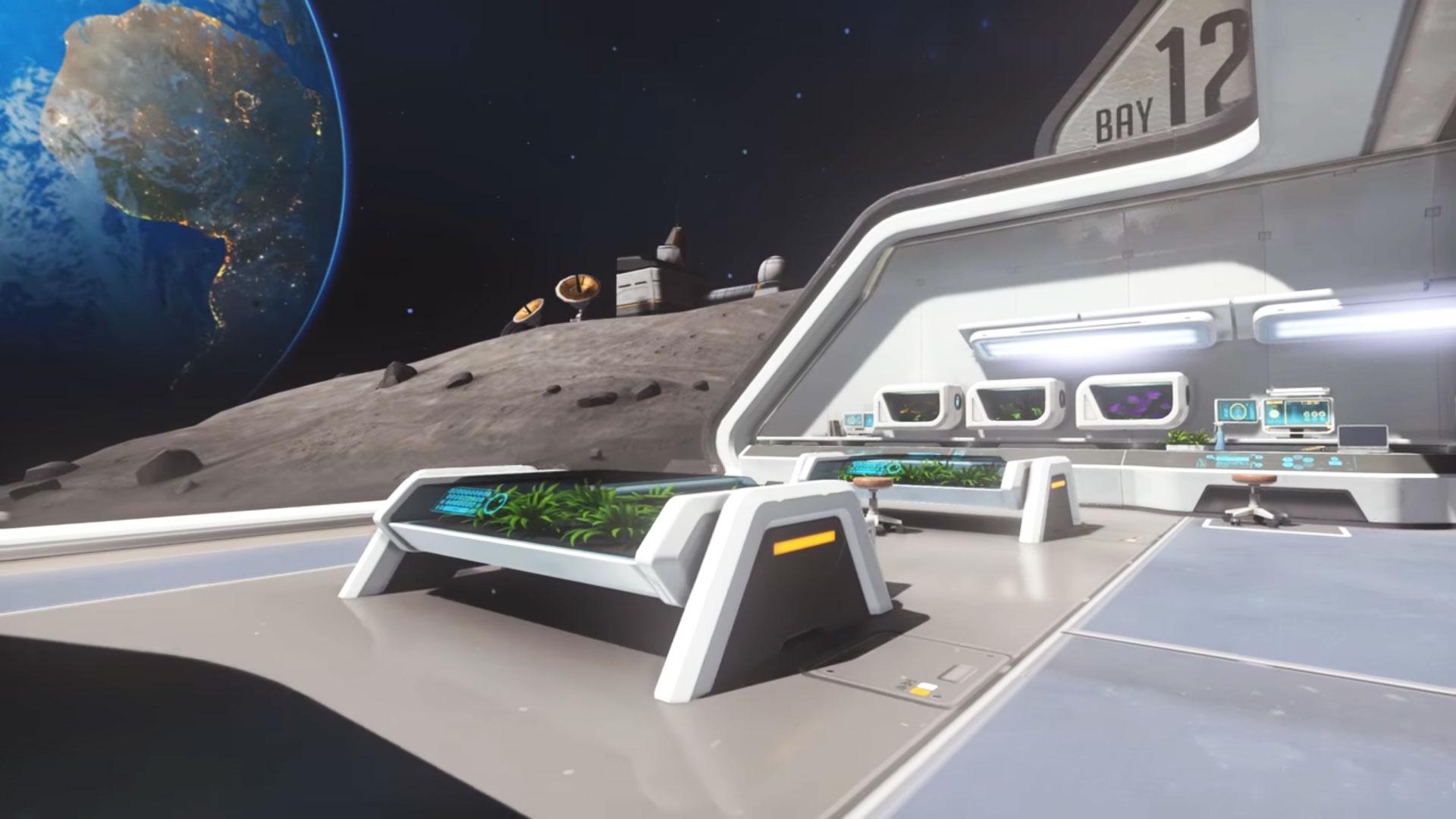 Лунная колония «Горизонт» появится в Overwatch 20 июня