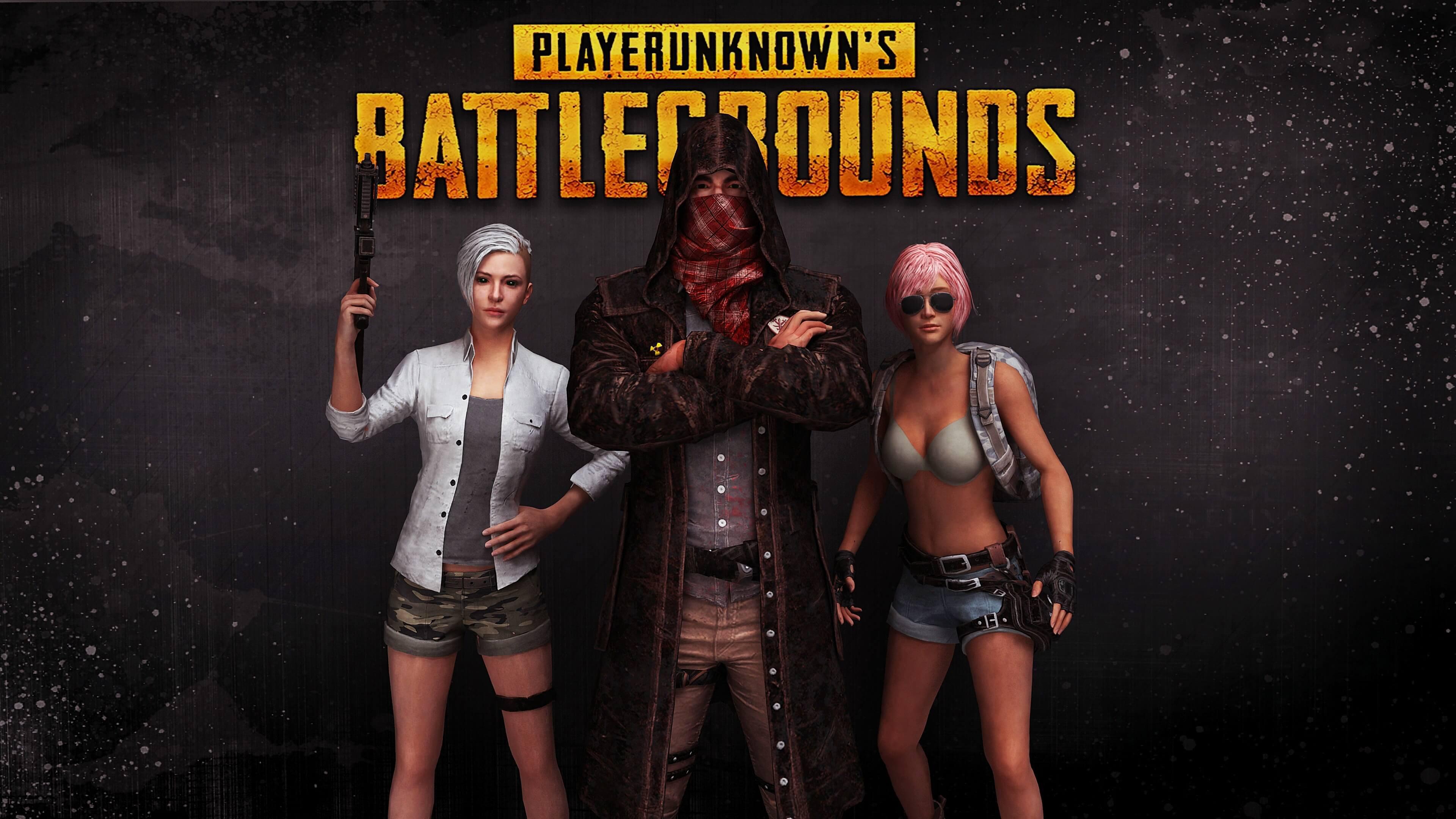 Обои PlayerUnknown's Battlegrounds мжж