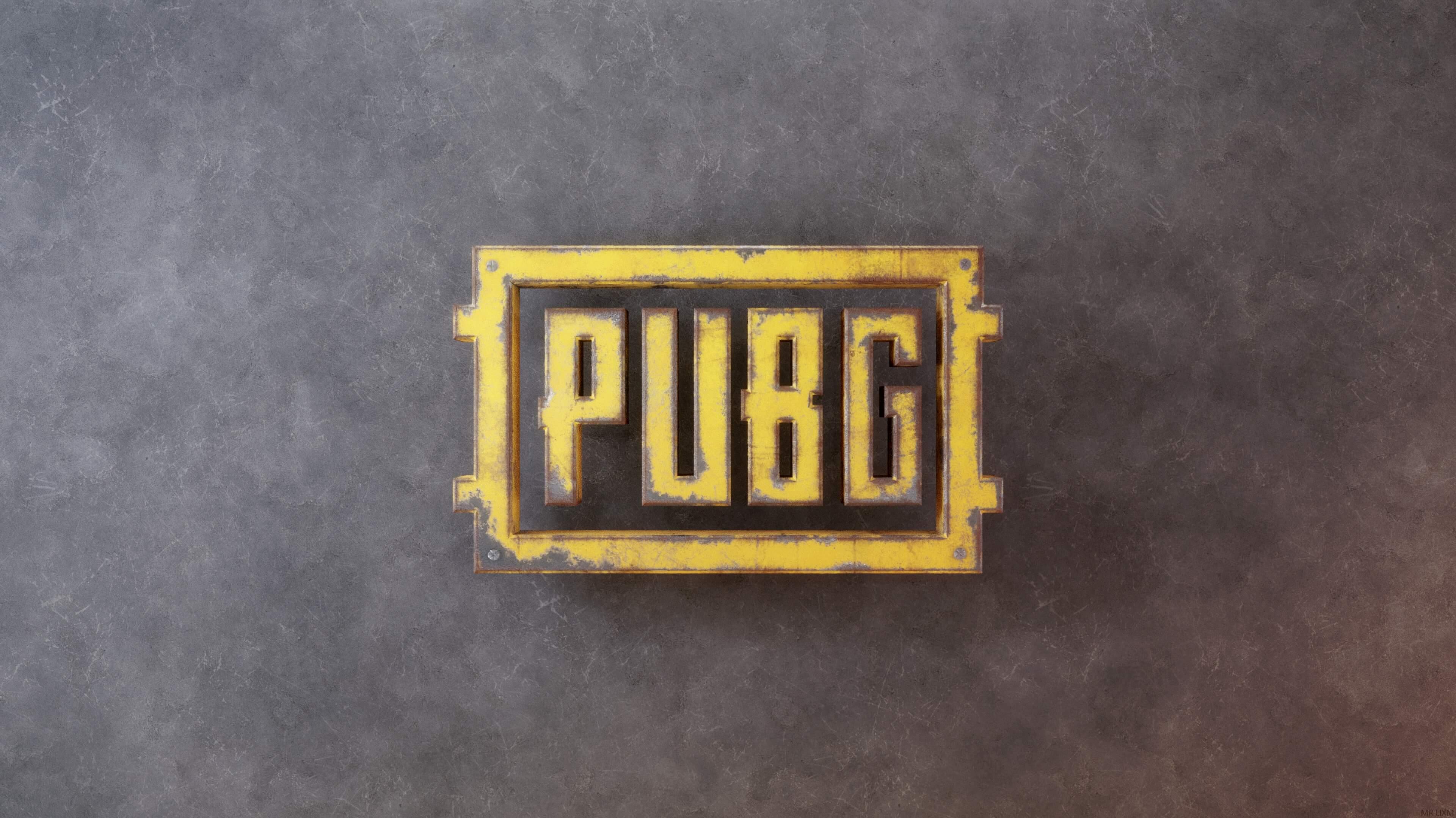 Логотип PUBG обои
