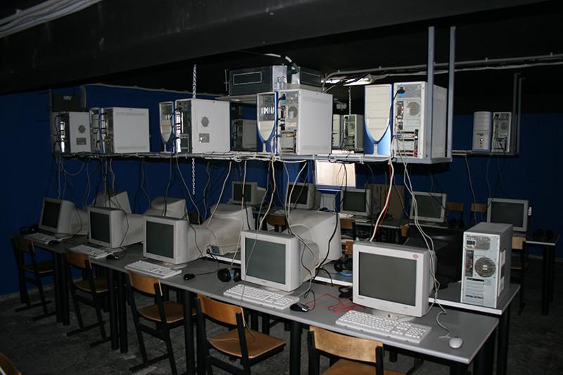 Компьютерные клубы в современном мире